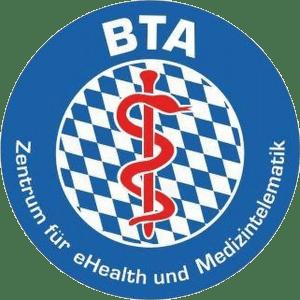 Logo des Zentrums für eHealth und Medizintelematik