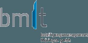 Logo der bm-t Beteiligungsmanagement Thüringen GmbH