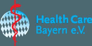 Logo des Healthcare Bayern e.V.